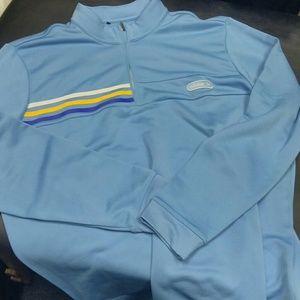 Lightweight Adidas Baby Blue Jacket